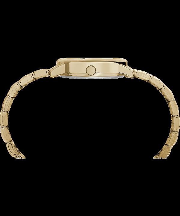 Easy Reader 30mm Bracelet Watch Gold-Tone/White large