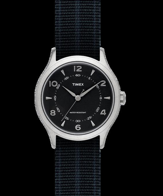 Whitney Village 36mm Reversible Grosgrain Strap Watch  large