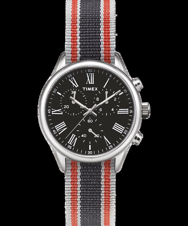Weston Avenue 38mm Grosgrain Strap Watch  large