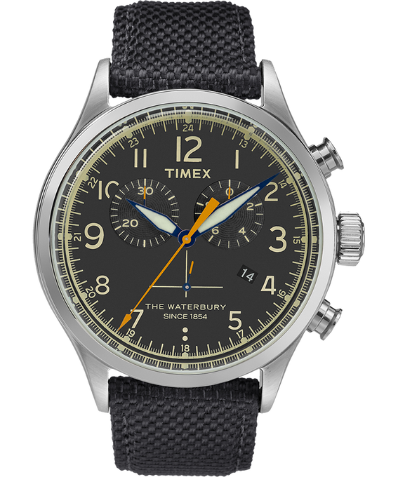 Waterbury Chronograph  large