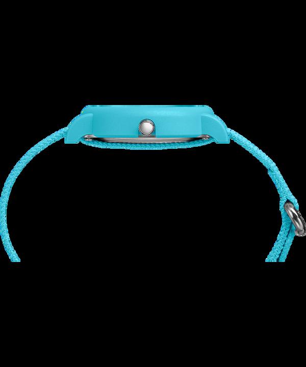 Weekender Color Rush 34mm Nylon Strap Gift Set Blue large