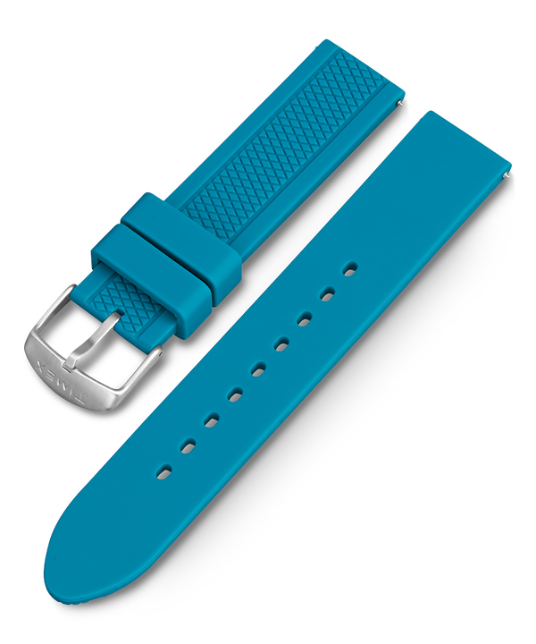 TIMEX IRONMAN GPS Teal Strap Teal large