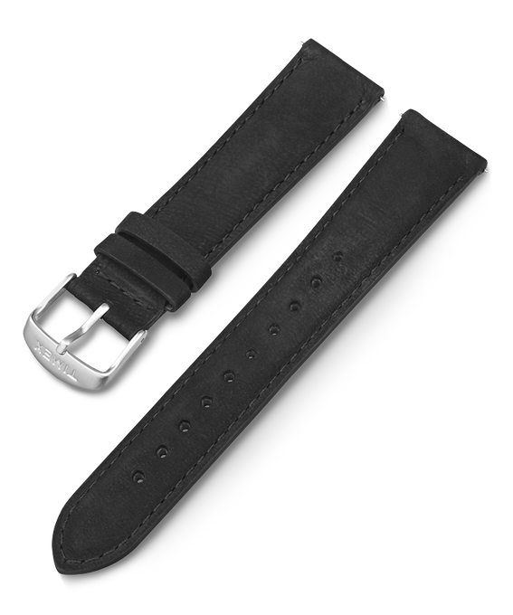 18mm Nylon Strap Black large