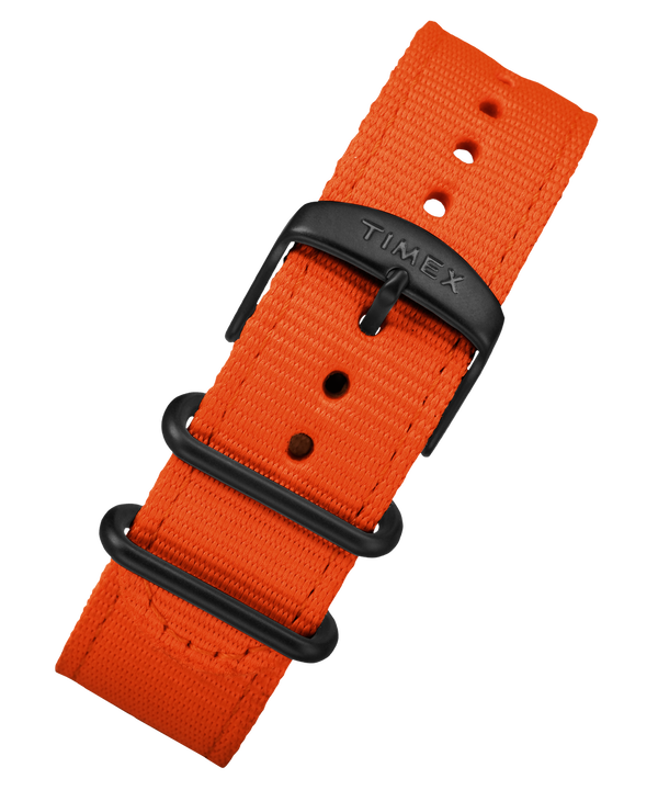 20mm Nylon Strap Orange large