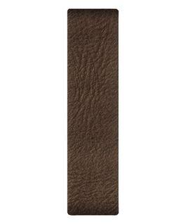 Brown Leather Slip-thru Strap  large