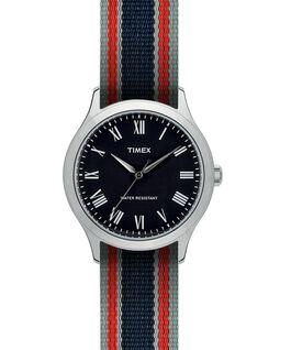 Whitney Avenue 36mm Grosgrain Strap Watch  large