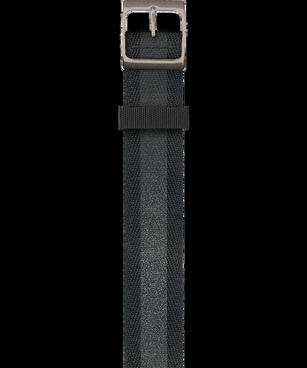 Reversible Double Weave Strap Black large