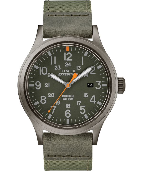Scout 40mm Fabric Strap Watch  large