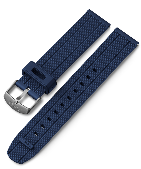 20mm Quick Release Silicone Strap  large