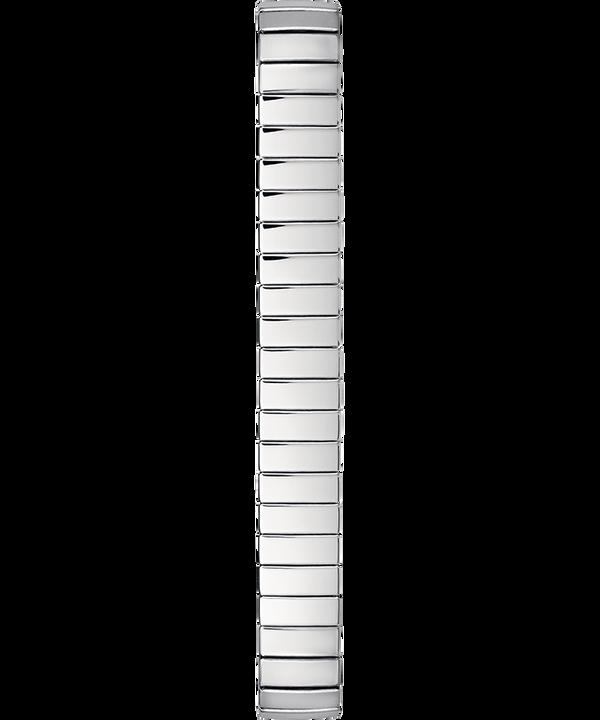 Fashion Stretch Bangle 25mm Expansion Band Watch Silver-Tone large