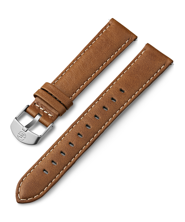 18mm Leather Strap  large