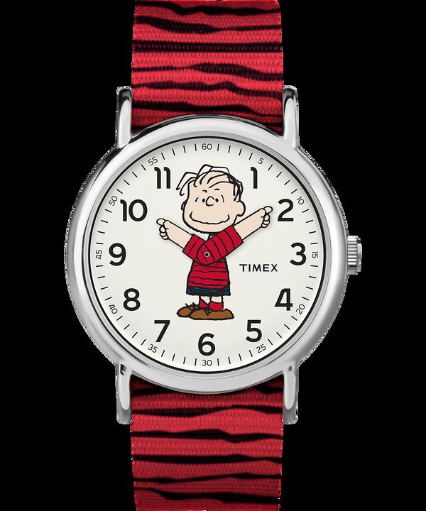 Linus 38mm Nylon Strap Watch  large