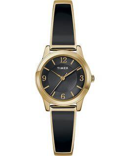 Fashion Stretch Bangle 25mm Bracelet Chrome/Two-Tone/Black large
