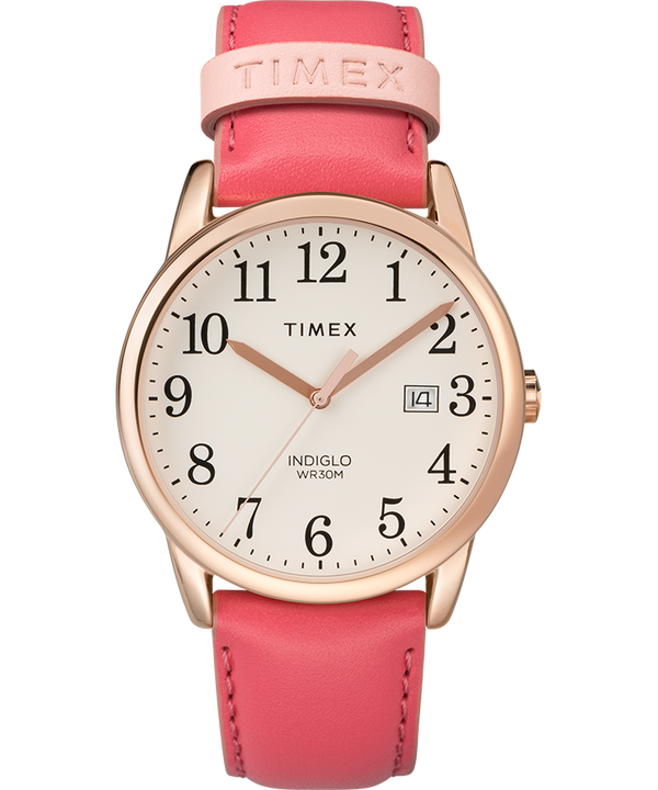 Easy Reader 38mm Leather Watch Womens  large