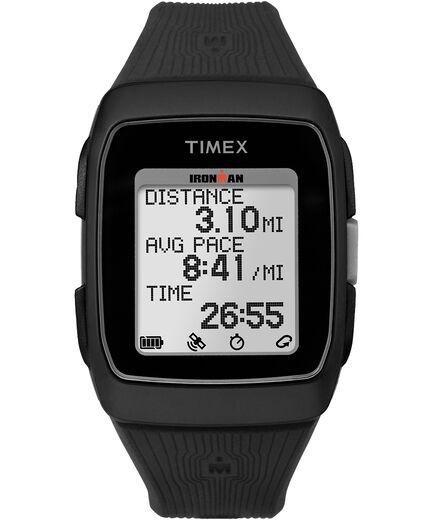c1fd0ae3 IRONMAN GPS 38mm Silicone Strap Watch | Timex
