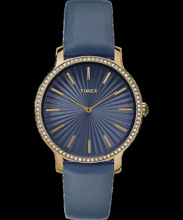 Metropolitan Starlight 34mm Leather Watch  large