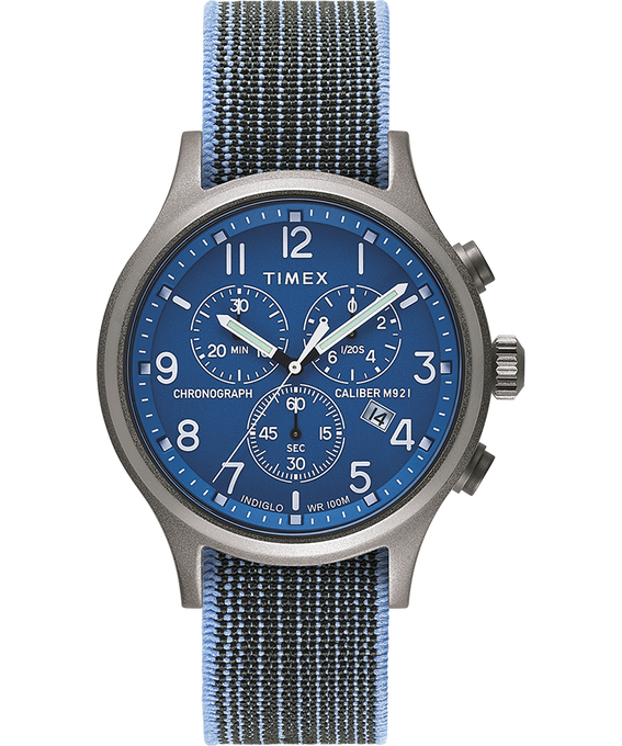 Allied Chrono with Elastic Strap  large