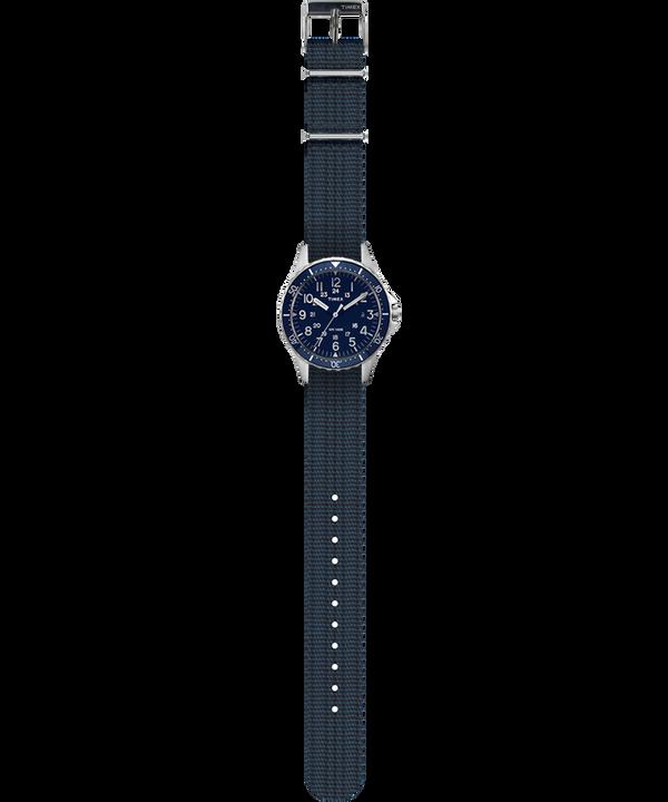 Navi Ocean 38mm Fabric Strap Watch  large