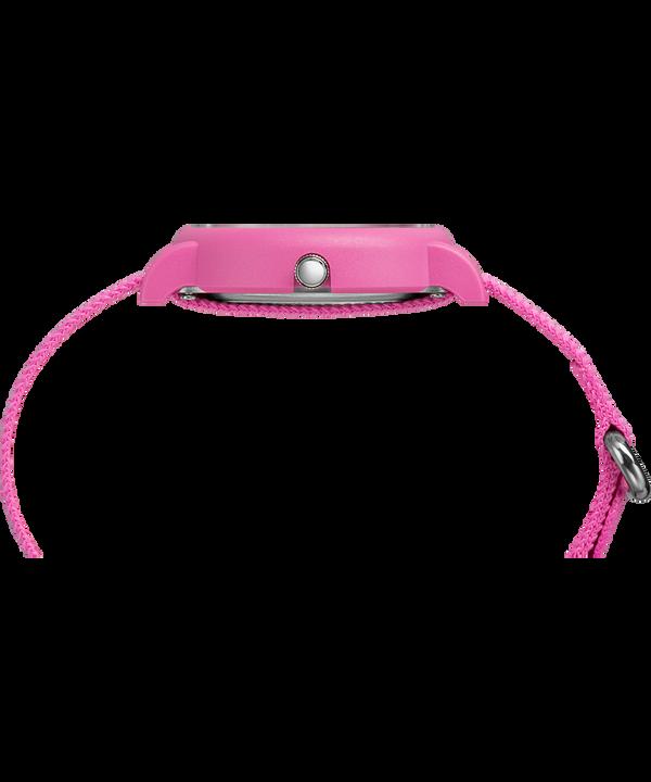 Weekender Color Rush 34mm Nylon Strap Gift Set Pink large