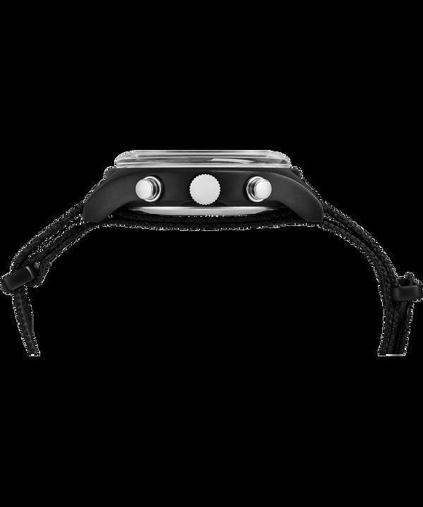 MK1 Aluminum Chronograph 40mm Fabric Watch Black large