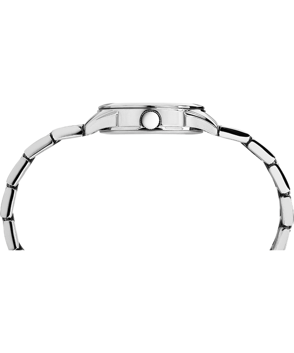 Torrington 27mm Stainless Steel Bracelet Watch Stainless-Steel/Silver-Tone large