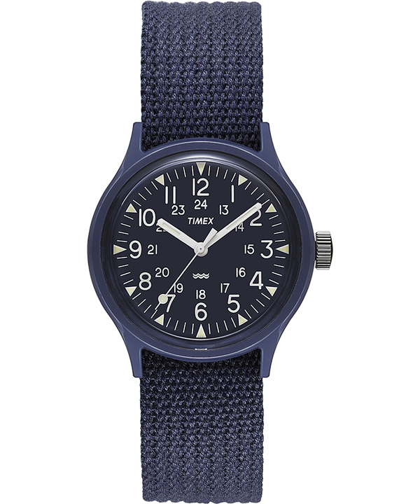 MK1 36mm Resin with Nylon Strap Watch  large