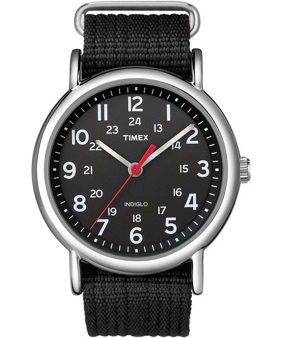 Weekender 38mm Nylon Strap Watch  large