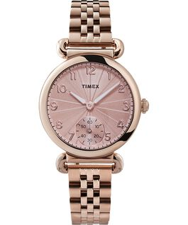 Model 23 33mm Stainless Steel Bracelet Watch Rose-Gold-Tone large