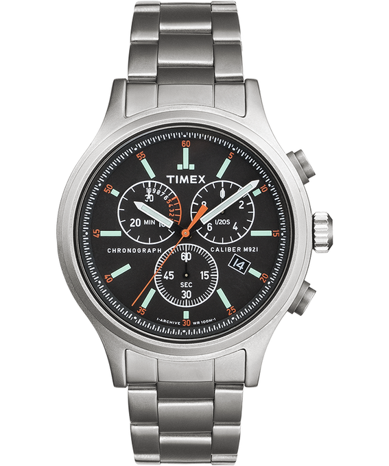 Allied Chrono with Stainless Steel Bracelet  large