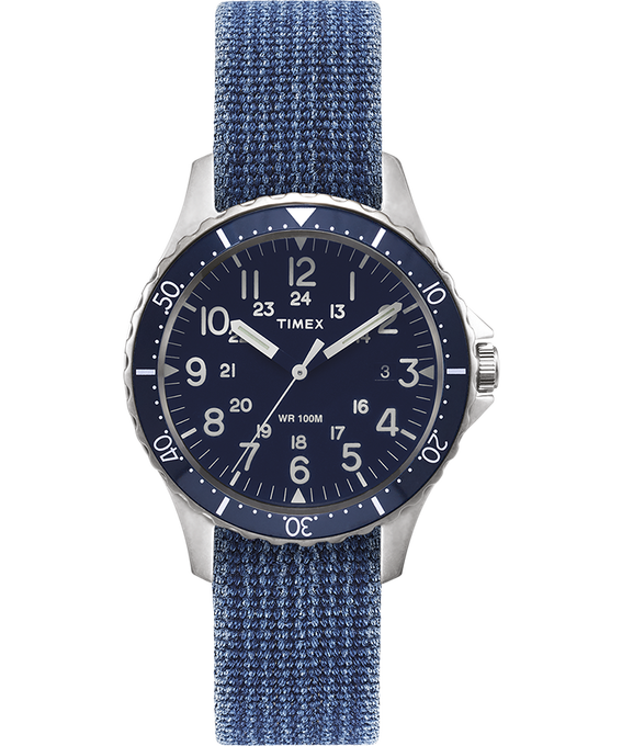 Navi Ocean with Stone Washed Strap  large