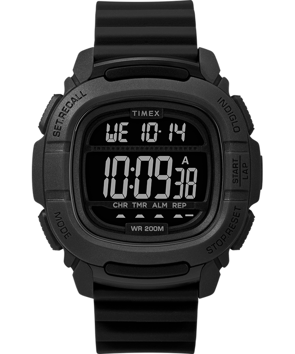 BST.47 47mm Silicone Strap Watch  large