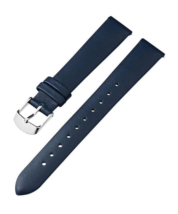 16mm Leather Strap Blue large