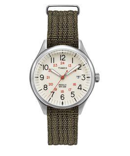Waterbury United 38mm Fabric Strap Watch  large