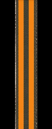Reversible Double Weave Strap