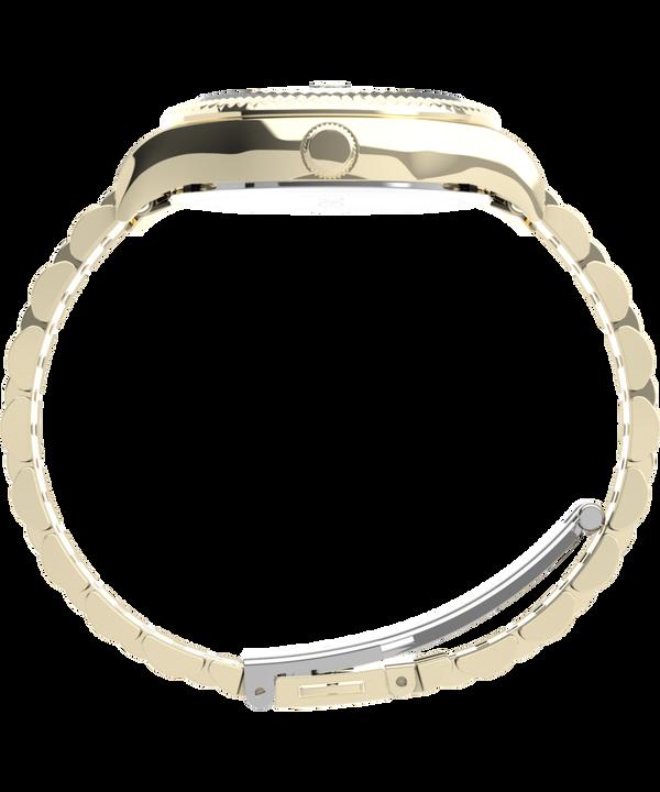 Waterbury Legacy 34mm Stainless Steel Bracelet Watch Gold-Tone large