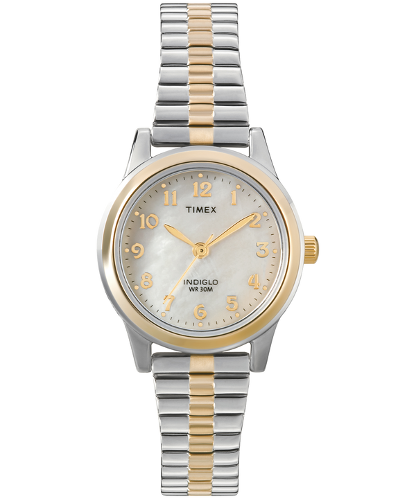 Essex Avenue Two-Tone/Gold-Tone/Mother-of-Pearl large