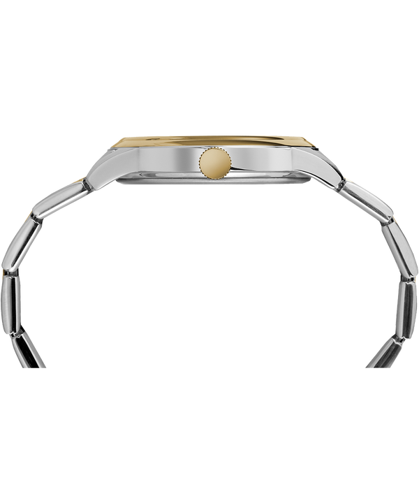 New England 40mm Bracelet Watch Two-Tone/Blue large