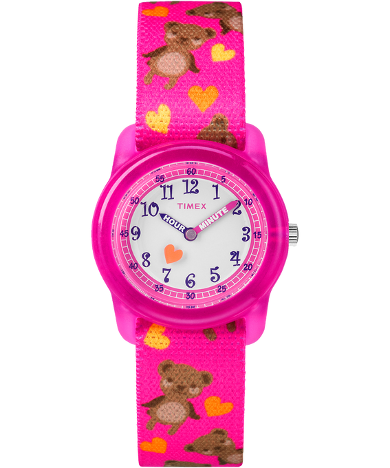 Kids Analog 32mm Nylon Strap Watch  large