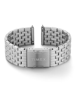 20mm Quick Release Stainless Steel Bracelet Stainless-Steel large
