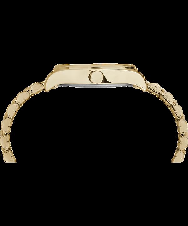 Waterbury Traditional 34mm Stainless Steel Bracelet Watch Gold-Tone/Black large