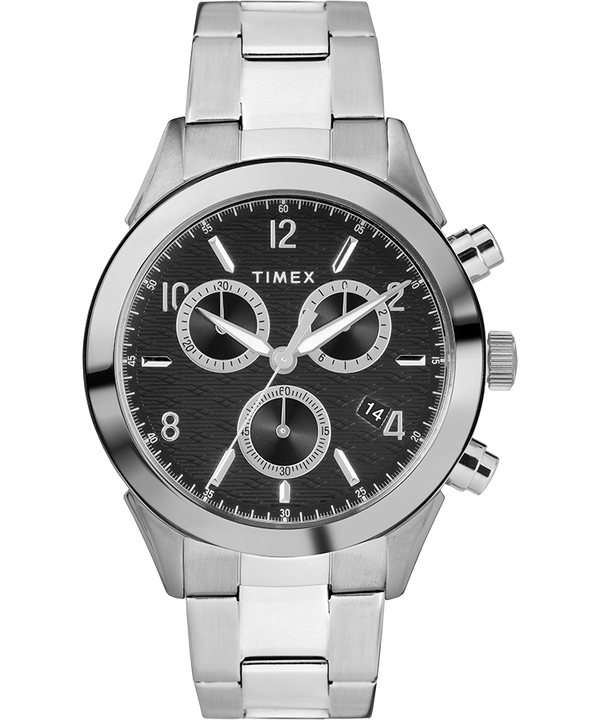 Torrington Mens Chronograph 40mm Bracelet Watch  large