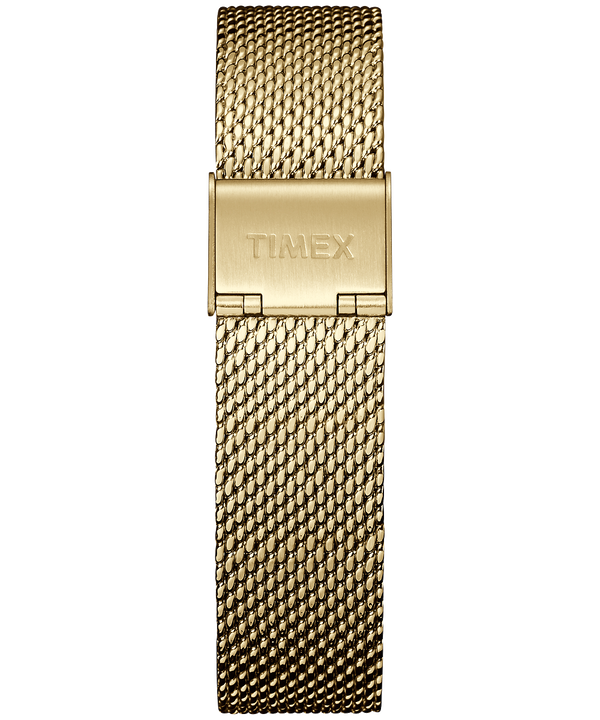 18mm Mesh Bracelet Gold-Tone large