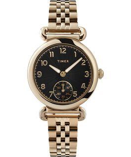 Model 23 33mm Stainless Steel Bracelet Watch Gold-Tone/Black large