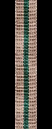 Dirty Washed Grosgrain Slip-Thru Strap