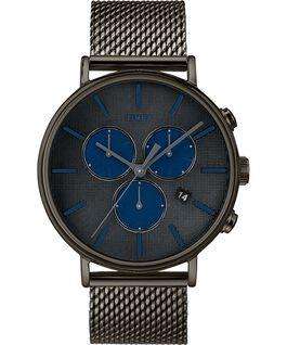 Fairfield Supernova 41mm Mesh Bracelet Watch Gray large