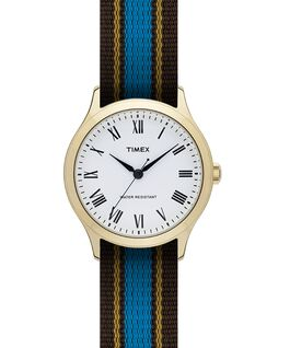 Whitney Avenue 36mm Grosgrain Strap Watch  large