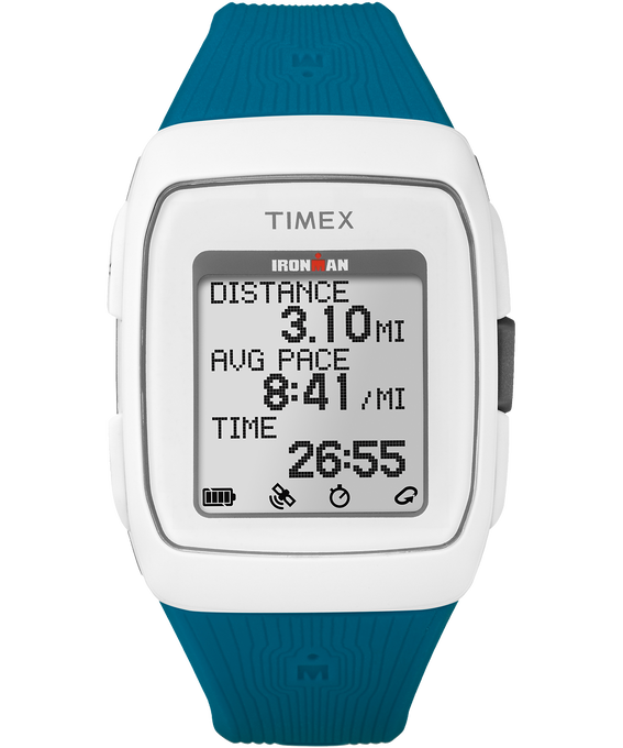 IRONMAN GPS 38mm Silicone Strap    large