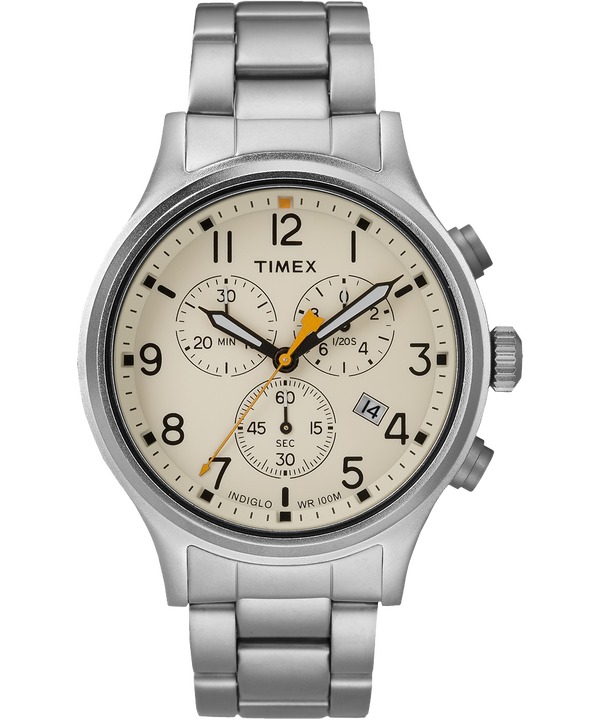 Allied Chronograph 42mm Stainless Steel Watch  large