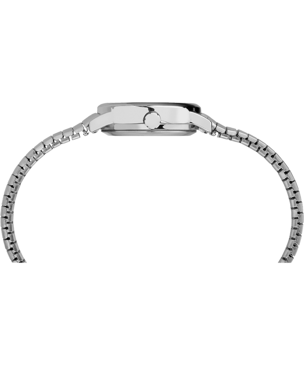 Easy Reader 25mm Bracelet Watch Silver-Tone/Stainless-Steel/White large