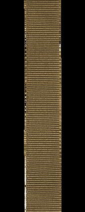 Military Inspired Grosgrain Slip-Thru Strap